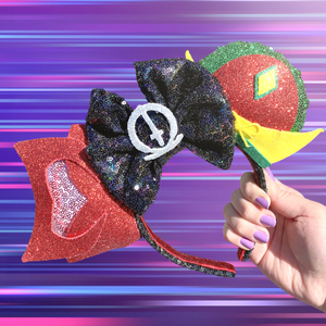 WandaVision Inspired Mouse Ears