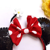 Minnie Inspired Mouse Ears