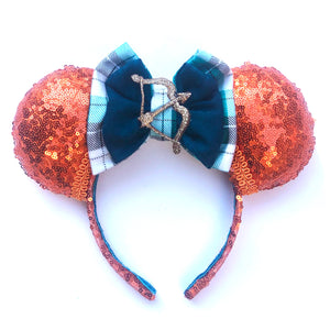 Merida Inspired Mouse Ears