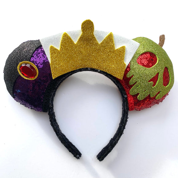 Evil Queen Inspired MB Mouse Ears