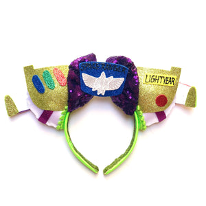 Buzz Lightyear Inspired MB Mouse Ears