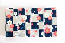 Load image into Gallery viewer, Ume Blossom Squares - Washi paper Pill Box