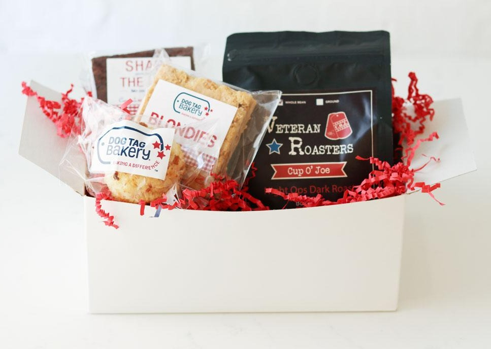 Gift Box for Deployed Service Members (Donate)