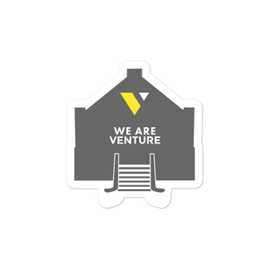 We Are Venture Sticker - Palouse Campus
