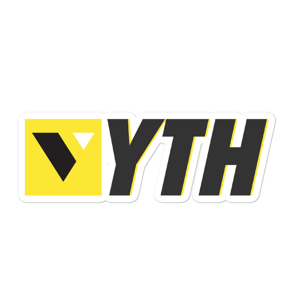 Venture YTH Sticker