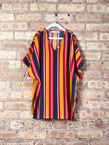 KIDS HIPPIE STRIPE//The Original Kaftan Kids