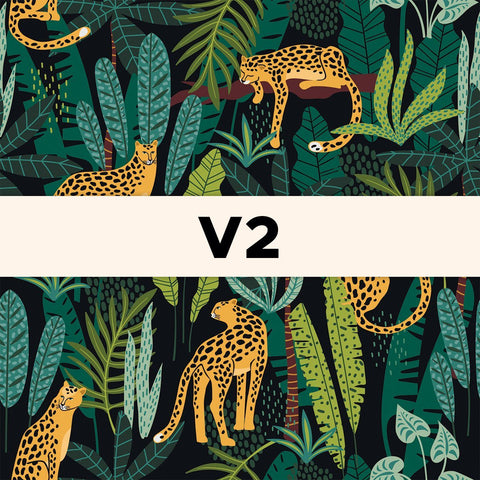 V2 JUNGLE//The Original Kaftan V2