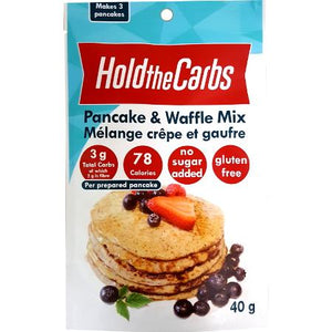 """Hold the Carbs"" Products"