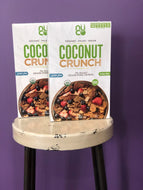 Nuco - Cereal, Coconut Crunch-1/2 Price only $6.49