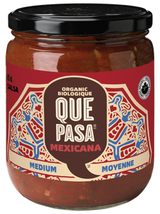 Que Pasa - Mexicana Salsa, Medium
