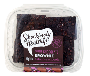 Shockingly Healthy Brownies