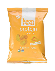 Iwon Protein Snacks