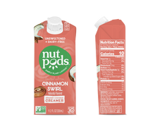 Load image into Gallery viewer, Nutpods - Unsweetened Dairy-Free Creamer