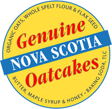 "Load image into Gallery viewer, ""Genuine Nova Scotia Oatcakes"""