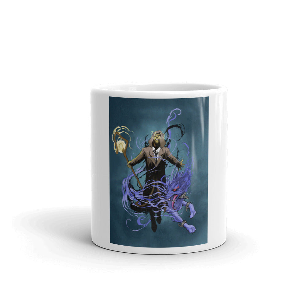 Mug with Art by Jake Minor