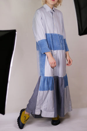 ARWEN dress light blue
