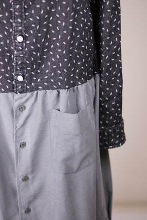 LEIA dress gray