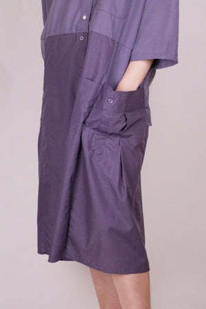McBEAL dress purple