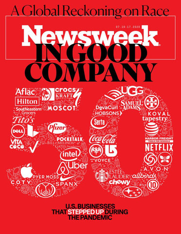 Newsweek - In Good Company - POCKETALK
