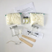 Load image into Gallery viewer, DIY Soy Wax Candle Making Kit