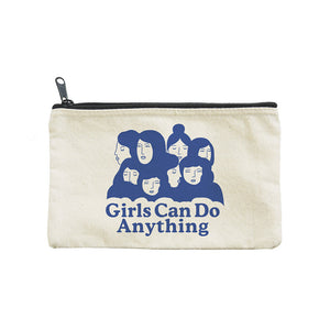Girls Can Pouch