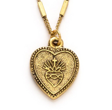 Load image into Gallery viewer, Sacred Heart Necklace