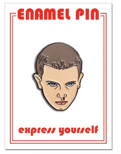 Eleven (Stranger Things) Enamel Pin