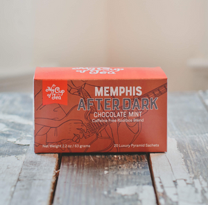 Memphis After Dark Chocolate Mint- 20 Tea Bags