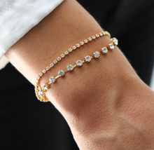 Load image into Gallery viewer, Tennie Bracelet- 2mm