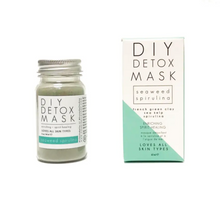Load image into Gallery viewer, Detox Mask - Seaweed Spirulina