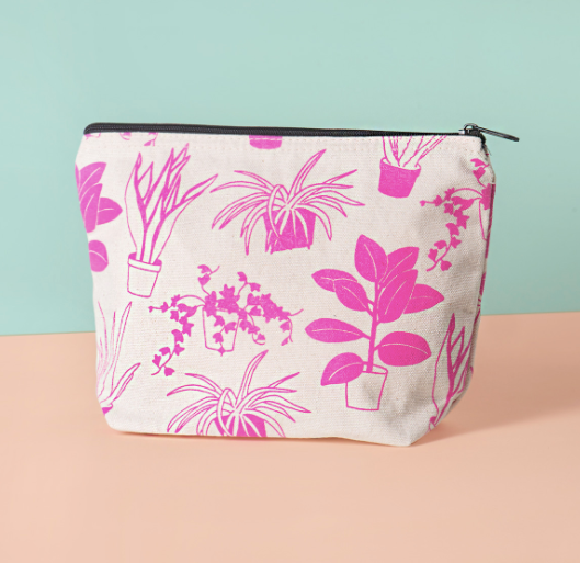 House Plants Jumbo Pouch