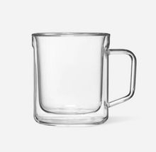 Load image into Gallery viewer, Glass Mug Set (2)