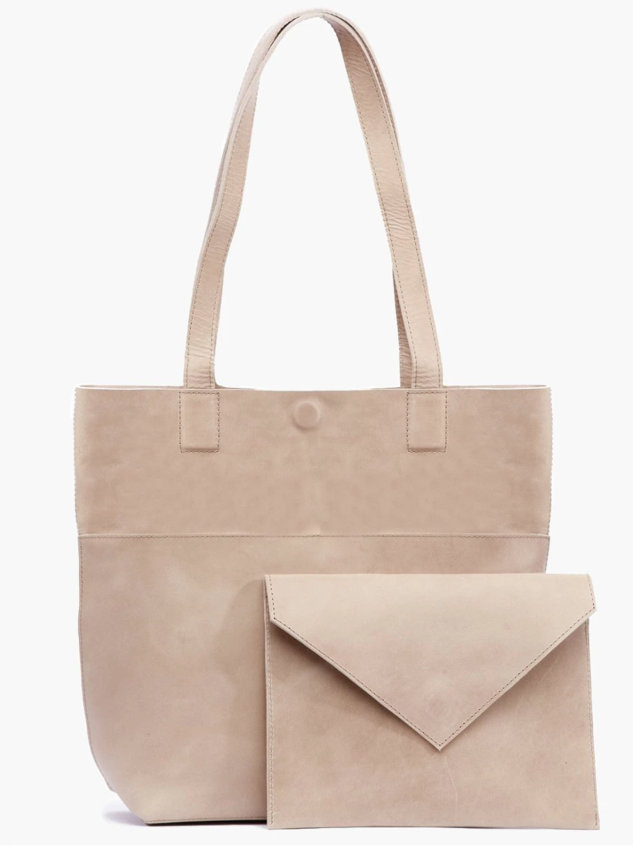 Able Solome Tote in Fog