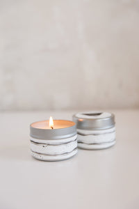 Falling Into Place classic series travel candles