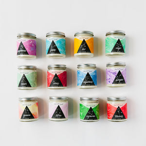 Astrology Series Candles