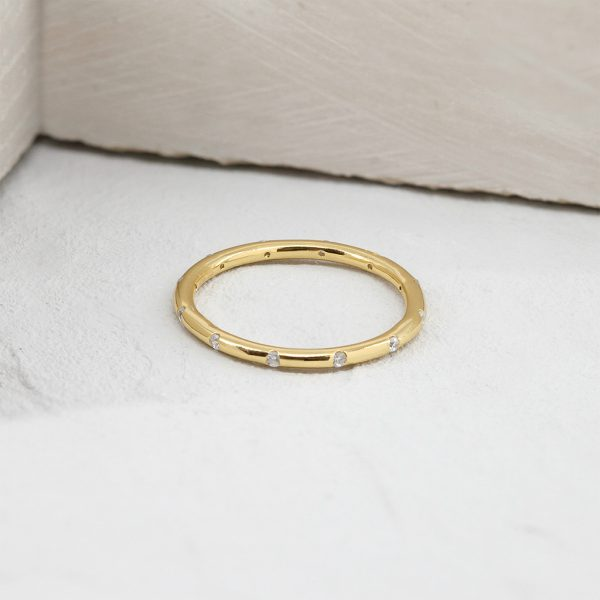 cosmos ring - size 7.75