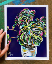 Load image into Gallery viewer, plant prints by Natalie Cooper