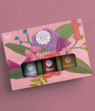 Load image into Gallery viewer, Florals Essential Oils Trio
