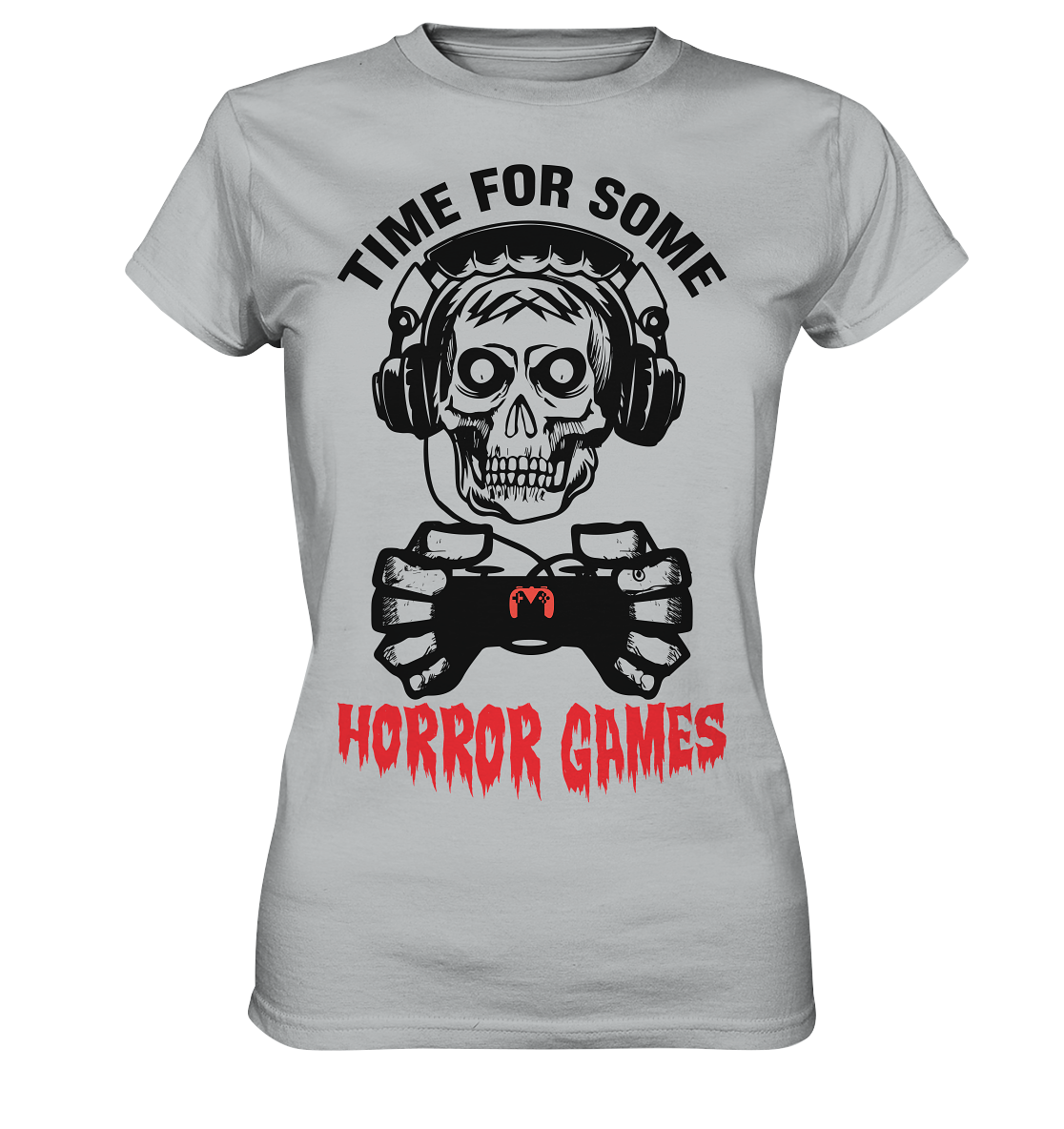 Horror Games Damen T-Shirt