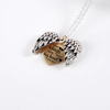 "Image of ""YOUR WINGS WERE READY BUT MY HEART WAS NOT""- ANGEL HEART NECKLACE"