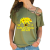 Image of GRANDMA BEAR Cross Shoulder T-shirt
