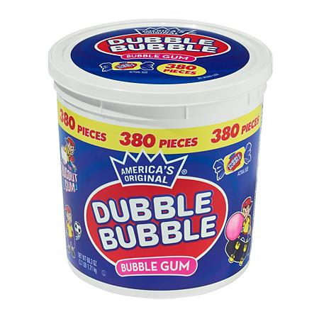 Bubble Gum Original  380ct