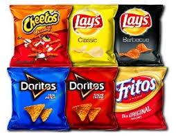 Chips Lays Grab Bags 64 / 1.75oz