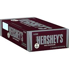 Candy Hershey Bar  36ct