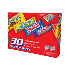 Candy Assorted Nestle  36ct