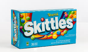 Candy Skittles Tropical  36ct