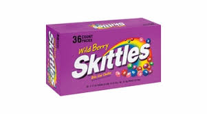 Candy Skittles Wild Berry  36ct