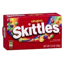 Candy Skittles Original Fruit  36ct
