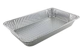 Aluminum Foil Pan Heavy Full Size Deep
