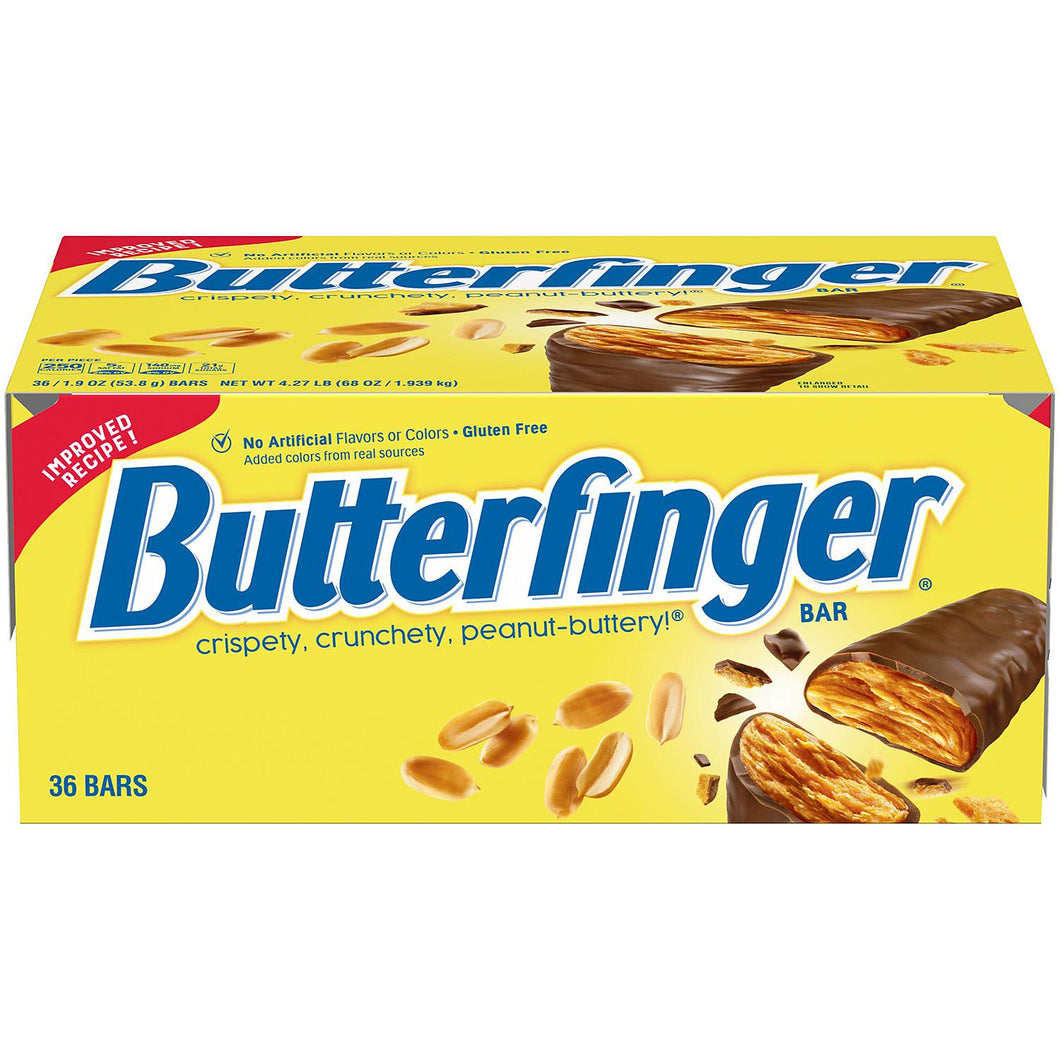Candy Butterfinger  36ct